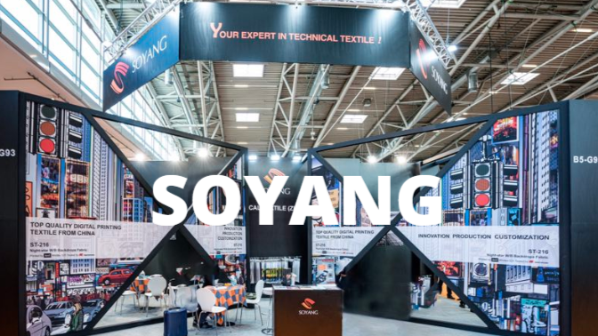 Soyang Shows its Ambition at FESPA in Munich, German