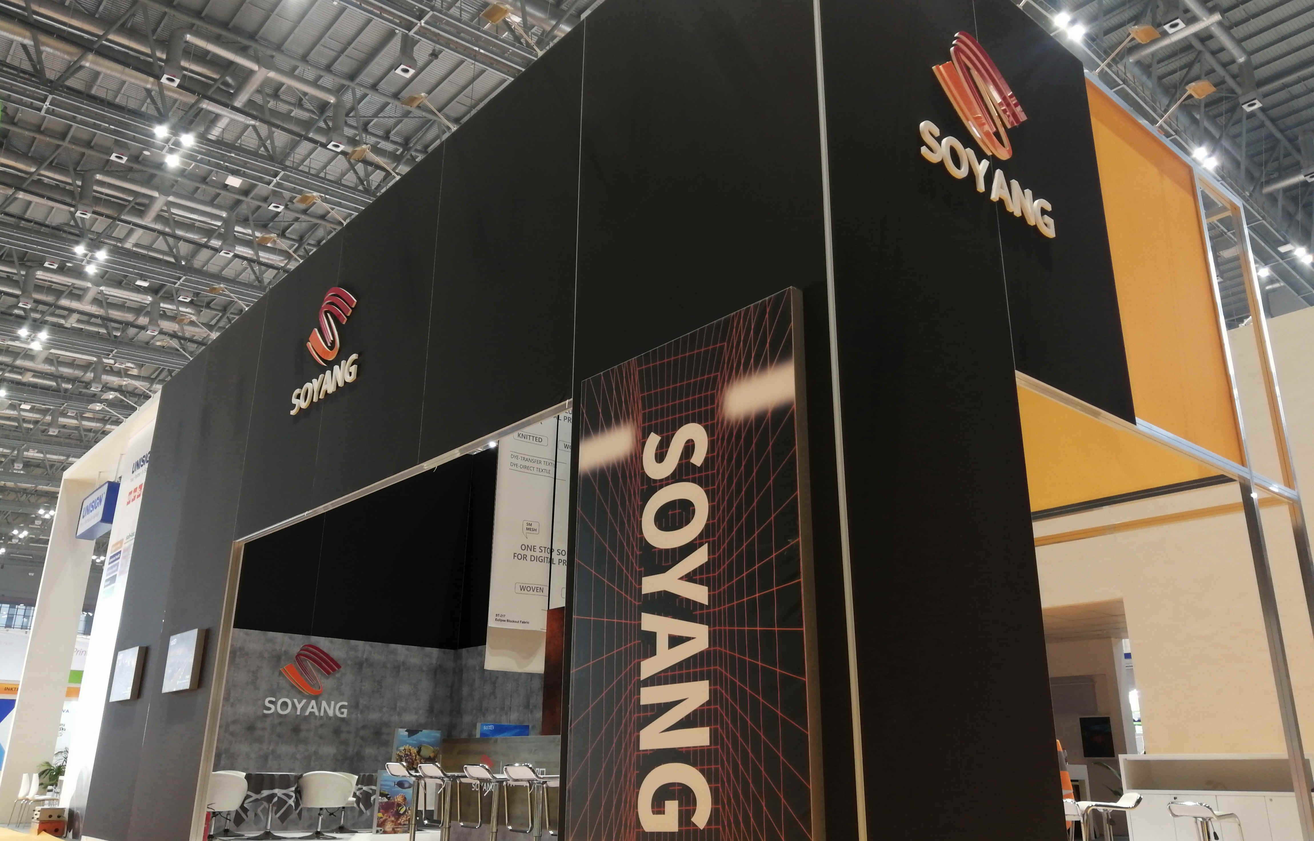 Soyang Surprises the Customers at APPPEXPO in Shanghai, China